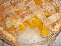 Old Fashioned Peach Cobbler + Butter Crust Recipe | Divas Can Cook