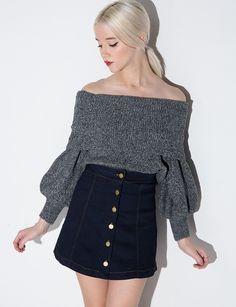 Off The Shoulder top #fashion #pixiemarket