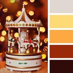 Волшебные краски Нового года: палитры для вдохновения - Ярмарка Мастеров - ручная работа, handmade