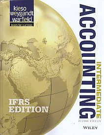 Intermediate Accounting Second Edition IFRS Edition, Donald E. Kieso