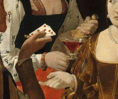 Réunion des musées nationaux Le Tricheur à l'as de carreau La Tour Georges de (1593-1652)