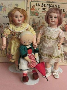 Antique Bleuette's