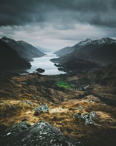 Glenfinnan overview, Scotland #travel #travelling #usa #europe