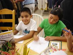 Michael Partick students  at a Latino Excellence bilingual program at Sarasota Memorial Hospital each month.   Latino Excellence is an alliance member of Sister Cities