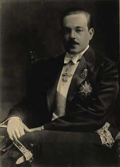 Rei D. MANUEL II de Portugal - A Monarquia Portuguesa