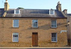 Southlins. Self-Catering accommodation, Dornoch.