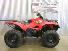 "Used 2016 Yamaha Kodiakâ""¢ 700 ATVs For Sale in South Dakota. THE UNMATCHED BEAR ESSENTIALS! The Kodiak 700 sets the standard with comfort and reliability to tackle tough jobs and shoulder its share of the load during those long days spent in the field or on the trail. Â"