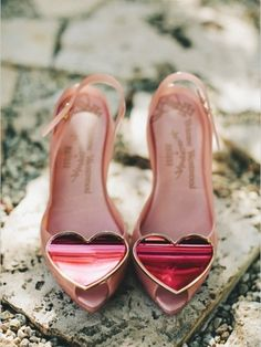 vivienne westwood melissa lady dragon red heart shoes. The Ultimate Wedding Shoes 2013