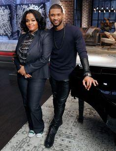 Jill Scott joins Usher as a mentor on season 6 of The Voice.