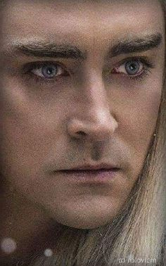 """Lee Pace: """"It's the writers' job to make it positive. It's my job to make it real."""""""