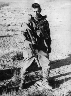 Soviet special forces soldier - Afghanistan [548 x 742]