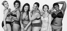 Une marque de lingerie parodie les mannequins de Victoria's Secret