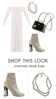 """through the late night"" by jenniferfls ❤ liked on Polyvore featuring Chanel"
