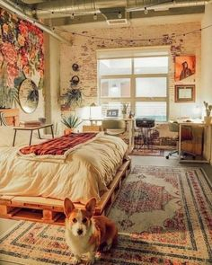 hippie bedroom decor 432486370469209201 - Bohemian Style Ideas For Bedroom Decor Design Source by Room Ideas Bedroom, Cozy Bedroom, Bed Room, Dorm Room, Bedroom Bed, Scandinavian Bedroom, Bedroom Small, Bedroom Black, Bedroom Inspo