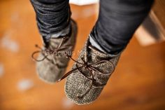 Baby Boys  Dapper Tweed Lace Up Shoes- @Brittany Horton Horton Horton Horton Horton King !!! For Jarid and Kylee's boy!