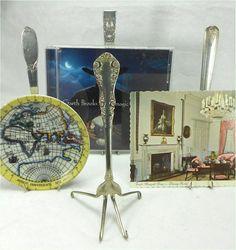 bend a fork, display a trinket