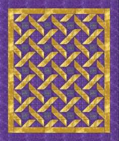 Crown Royal Quilt #7