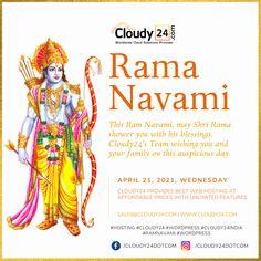 Jay Shri Ram, Ram Navmi, Happy Ram Navami, Sita Ram, Best Web, Wish, Blessed, Clouds, Events