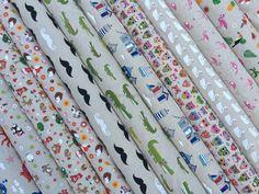 Prestige 2016 New Linen Range Nautical Cotton by TheFabricShopUK