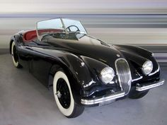 jaguar roadster