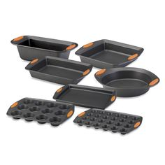 Laura: Metal Bakeware. I have decided I don't like silicone. It was a nice idea, but I'm over it.