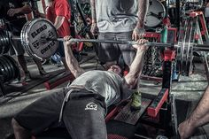 How Much Ya Bench? 5 Assistance Lifts to Increase Your Bench Press