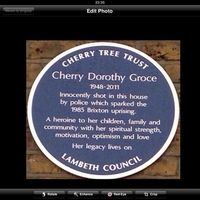 RT Hon Chris Grayling MP: Grant legal aid for the inquest into the death of Cherry Groce