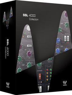Waves SSL 4000 Collection Plug-in Bundle - Native