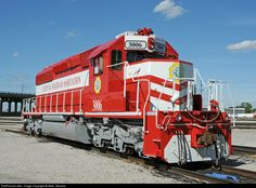 RailPictures.Net Photo: TRRA 3006 Terminal Railroad Association of St. Louis EMD SD40-2 at Madison, Illinois by Mike Mautner