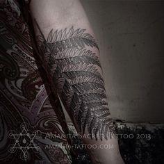 (at Bang Bang Custom Tattoo Shop) Fern Tattoo, Like A Sir, Old Tattoos, Tattoos Gallery, Custom Tattoo, Body Modifications, Tattoo Shop, Ferns, Tattoo Inspiration