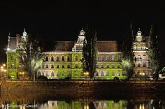 Wroclaw by night