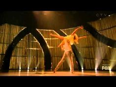 SYTYCD 11 Jessica and Casey (Like Real People Do) - YouTube