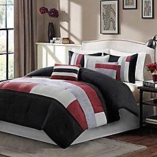 Madison Park Canyon 7-Piece Comforter Set