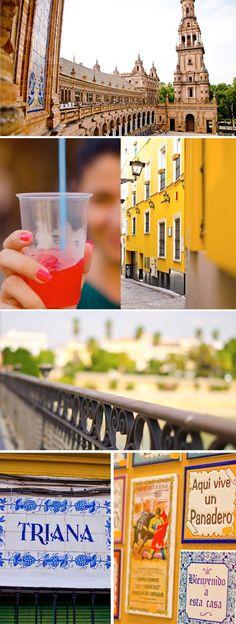 Sevilla ... Triana! Lived there!❤️