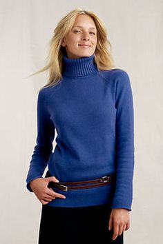 Women's Chunky-Knit Turtleneck Sweaters Product Image | My Style ...