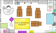 A Bright Idea: Digital Classroom Layout