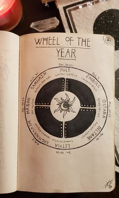 Witch Spell Book, Witchcraft Spell Books, Magick Book, Wiccan Magic, Wiccan Spells, Grimoire Book, Witchcraft For Beginners, Witch Aesthetic, Book Of Shadows