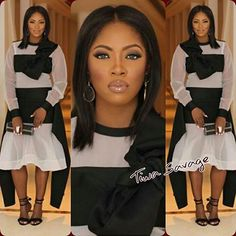 @tiwasavage totally killed this outfit! So much class! #fashion #fashionpheeva  #style #stylish #instafashion #instastyle #celebrityfashion #celebrity #celebritystyle #ootd #lookoftheday #womensfashion #womenswear #singer #musician #Nigerian #fashiondaily