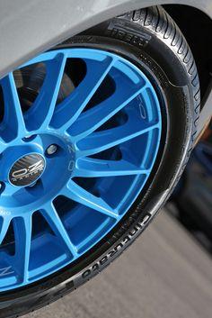 "Superturismo LM 17"" Blue - Exclusive Edition for Pirelli Cinturato P7 Blue"