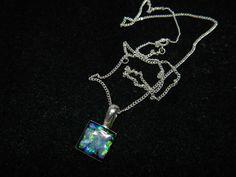 slovakia opal. opal pendant. opal jewerly. precious opal. mocaic slovakia opal