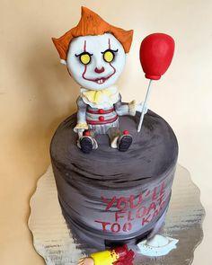 Marvel Cake, Cake Designs Images, Baker Cake, Animal Cakes, Disney Cakes, Custom Cakes, Cake Ideas, Birthdays, Birthday Cake