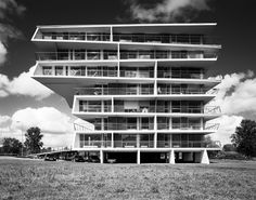 Le Corbusier was born Charles-Edouard Jeanneret-Gris in Switzerland on October 6, 1887. In 1917, he moved to Paris and assumed the pseudonym Le Corbusier. In his architecture, he chiefly built with…