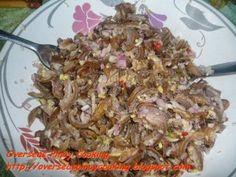 Kinilaw na Kambing Filipino Dishes, Filipino Recipes, Sisig, Calamansi, Goat Meat, Fish And Meat, Pinoy Food, Red Chili, Ceviche
