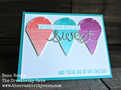 Fun video to show the adorable inside of the card on my blog…