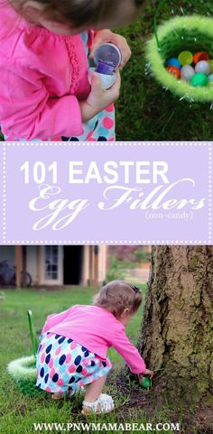 Over 101 easter egg filler ideas that are not candy easter egg 40 non candy egg filler ideas see more easter is almost here which mean easter egg hunts check out this list of negle Choice Image