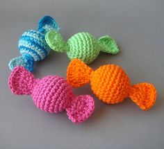 Crochet bonbons