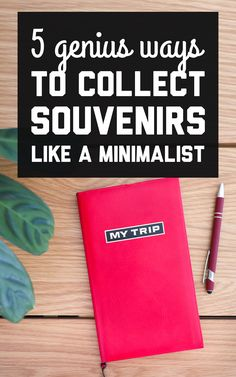 If you want to reduce your material possessions but don't want to stop collecting memories, here are 5 genius ways to collect souvenirs like a minimalist! Travel Plan, Budget Travel, Travel Guide, Travel Hacks, Apps, To Collect, Travel Souvenirs, Travel Articles, Tricks