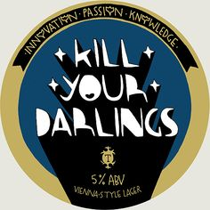 Thornbridge Brewery -  Thornbridge Kill Your Darlings  5,0% hana
