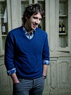 Josh Groban - his voice, nothing short of perfection!