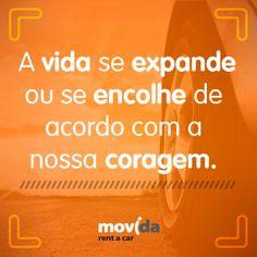 Expansão é com a gente mesmo. Nós não paramos de crescer: além de lojas por todo o país, a frota mais nova do #Brasil está na #MovidaRentACar!